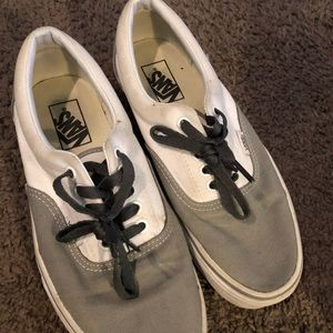 Vans (unisex) size 9.5 for women and size 8 in men